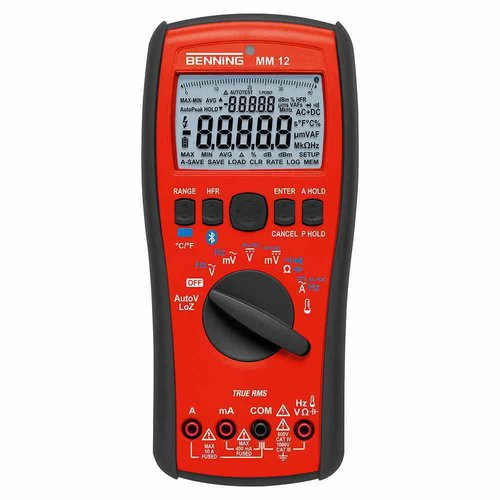 TRMS Digital-Multimeter MM12